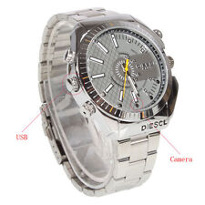 16GB 1080P HD Watch Camera Cam DVR IR Night Vision Cam Waterproof Digital Video
