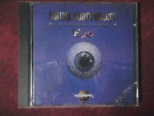 COMPILATION - VIRTUAL AUDIO PROJECT. EGO. (CYBERTRACKS)  CD.