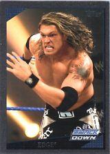 WWE Edge #21 2009 Topps BLACK Parallel Card SN 35 of 40