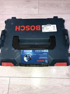 Bosch L-BOXX with GSS18v-10 insert Fantastic condition