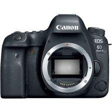 Canon EOS 6D Mark II Mk2 DSLR (Solo Cuerpo)-Cámara con garantía