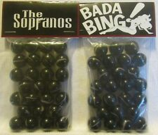 2 Bags Of The Soprano's Crime Drama Tv Show Promo Marbles