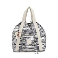 Kipling ART BACKPACK M Handbag Rucksack SCRIBBLE LINES Print SS19 RRP £102