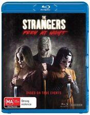The Strangers - Prey At Night (Blu-ray, 2018) NEW SEALED