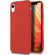 Soft Bumper Hoesje voor iPhone XR TPU Mobiel Mat Smartphonehoesje Telefoonhoesje