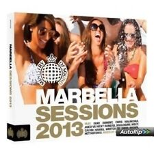 Ministry of Sound Marbella Sessions CD - Brand New!