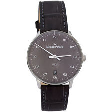 MeisterSinger NEO Mens Automatic Date Watch NE207 German    Swiss Made
