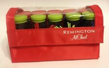 Remington All That! Travel Hot Rollers Pageant Cheer Dance 10 Complete Set