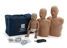Prestan CPR/AED Manikin Collection (WITH Monitor) - Dark Skin
