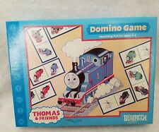 THOMAS AND FRIENDS DOMINO GAME 2002
