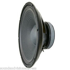 Genuine Peavey PRO15 Pro Sub 4 Ohm Bass Driver ProSub 15 cesta de altavoz 14900004
