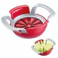 Apfel- und Birnenteiler mit Schneidteller von WESTMARK