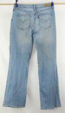 Women's Levi's Bold Curve Classic Boot Cut Stretch Denim Jeans size 10