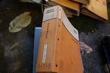 CASE W24B FRONT END WHEEL LOADER Repair Shop Service Manual owner overhaul 1978