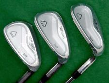 SET NEW MILFORD SL-7 Wedges to Match Single Length golf clubs Senior graphite