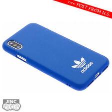 Genuine Original ADIDAS Back Cover Case for Apple iPhoneX iPhone X 10 TEN