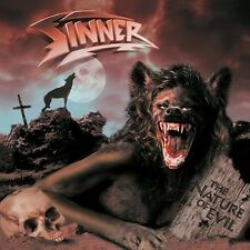 SINNER - The Nature Of Evil  [Re-Release] DIGI-CD