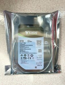 Seagate Enterprise ST8000NM000A 8TB 7200 RPM SATA 6.0GB/s 256MB Hard Drive