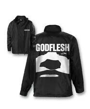 Godflesh 'Godflesh' Windcheater Jacket - NEW windbreaker Large