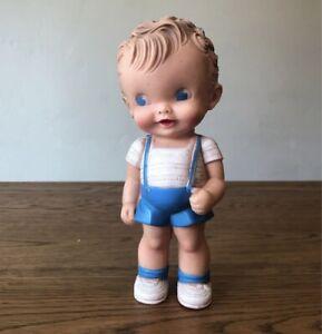 Ruth Newton Vintage Squeek Boy Doll