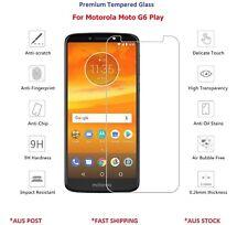 2x 9h Premium Tempered Glass Screen Protector Film for Motorola Moto G6 Play