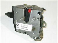 BMW E39 E38 Door Lock Unit Catch Rear Left 8125671