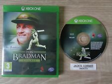 Don Bradman Cricket  Xbox One Game - 1st Class FREE UK POSTAGE.