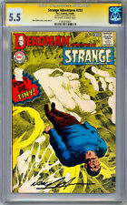 STRANGE ADVENTURES #213 CGC-SS 5.5 *SIGNED BY NEAL ADAMS* STORY COVER & ART 1968