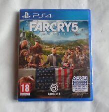 Far Cry 5 (PS4) Neuf Et Scellé