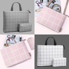 Women Messenger Bag Handbag 13 14 15 Laptop Shoulder Carrying Case Waterproof