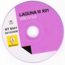 Renault Laguna III X91 schemi elettrici wiring diagrams