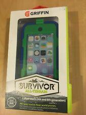 Griffin Survivor All-Terrain Case for iPod touch Gen 5 or Gen 6 with Clip