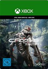 [VPN Aktiv] Crysis Remastered Spiel Key - Xbox Series / One X|S Download Code