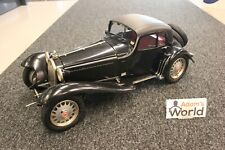 "Pocher Alfa Romeo 8C 2300 Coupé ""Diner Jacket"" 1932 1 1:8 black (BPV)"