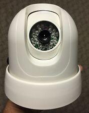 "Color Pan Tilt Infrared Dome Camera+Pelco D P RS485 1/3"" 6mm Lens RS-485 12v DC"