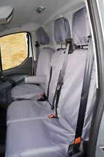 Ford Transit 2014+ Grey Tailored Heavy Duty Waterproof Van Seat Covers