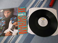 Joe Satriani  Dreaming 11 LP France pressing