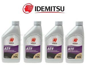 4 Quarts Automatic Transmission Fluid Type HK Fluid SPIII for Hyundai Mitsubishi