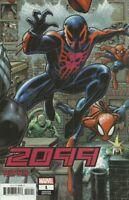 2099 Alpha #1 Cover D Variant Arthur Adams | NM | Marvel Comics 2020 Spider-man