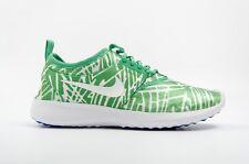 Nike Juvenate Print UK Size 5 EUR 38.5 Womens Trainers Shoes Running Green White