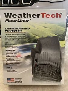 Weathertech 2015-2017 ford f-150 floor mats NEW