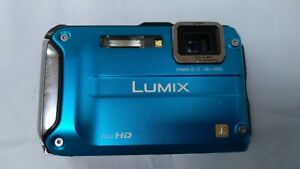 Panasonic Lumix DMC - FT3 Photo Video Camera Waterproof Full HD GPS Underwater