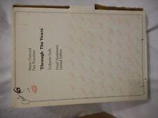 Vintage Porcelain Donny Marie Osmond Doll Set Nrfb Limited Edition Coa