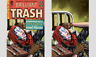Brilliant Trash #1 Mike Rooth Variant TWO COVER SET LTD to 100 NM EC Homage