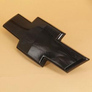 OEM Front Grille Black Emblem Badge Cover For 07-13 Chevrolet Suburban 1500 2500