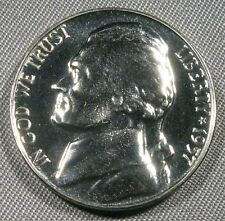 1957 Jefferson Nickel Proof Coin from Proof Roll
