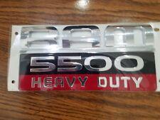 Dodge RAM 5500 HEAVY DUTY Emblem