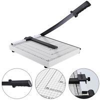 1 Tlg A4 Hebelschneider Papierschneider Foto Papier Schneidemaschine Fotoschneid