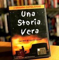 UNA STORIA VERA (1999) di David Lynch DVD COME NUOVO RARO FUORI CATALOGO