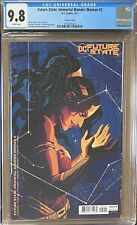 Future State: Immortal Wonder Woman #2 Variant CGC 9.8